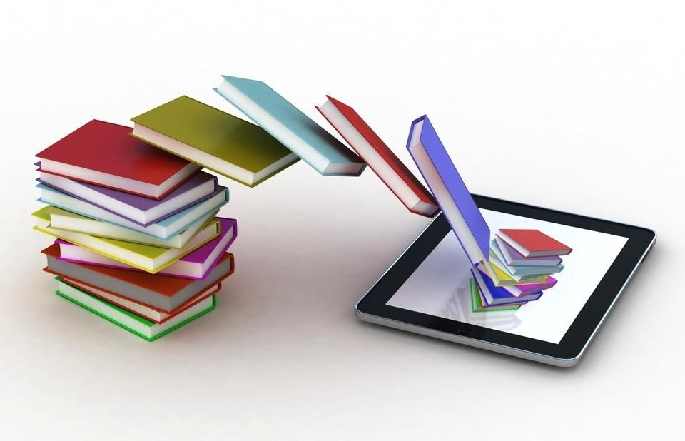 EBooks, newscrable
