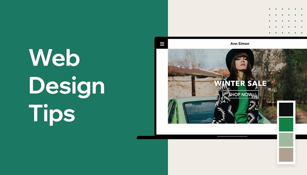 Web Design Tips, Newscrable
