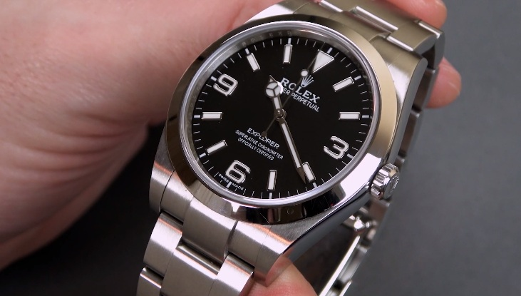 Rolex Watch, Newscrable
