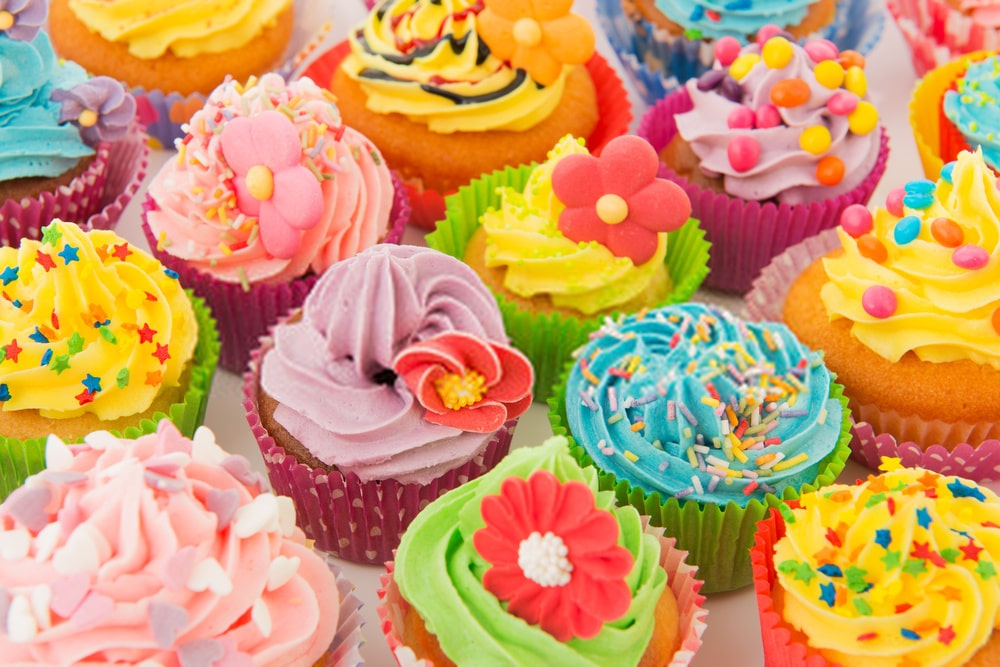 Cupcakes, cakes online