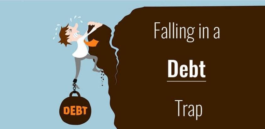 Debt trap, Newscrable